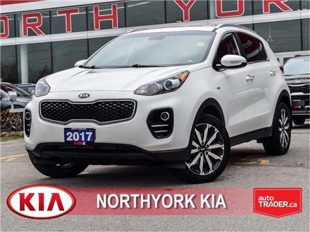 2017 Kia Sportage  (Stk: P0280) in Toronto - Image 1 of 29