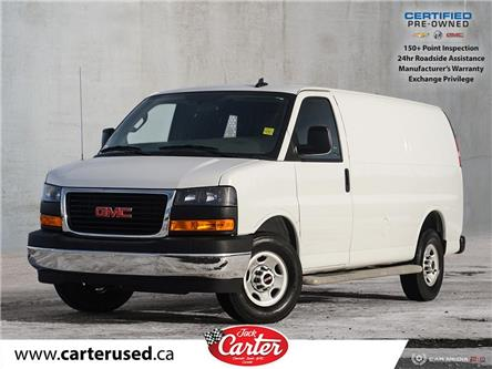 2019 GMC Savana 2500 Work Van (Stk: 88622L) in Calgary - Image 1 of 23