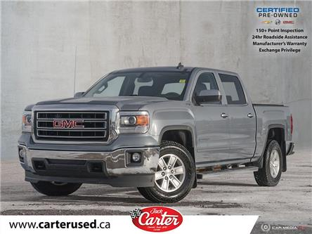 2015 GMC Sierra 1500 SLE (Stk: 51447L) in Calgary - Image 1 of 25