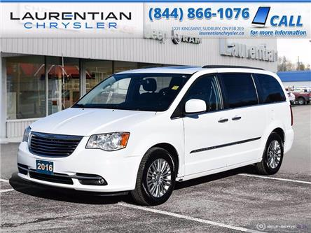 2016 Chrysler Town & Country Touring-L (Stk: 20391A) in Sudbury - Image 1 of 33