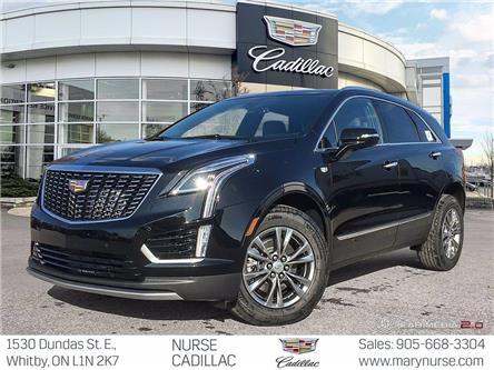 2021 Cadillac XT5 Premium Luxury (Stk: 21K028) in Whitby - Image 1 of 26