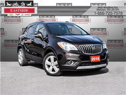 2016 Buick Encore Convenience (Stk: 747556B) in Markham - Image 1 of 22