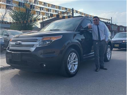 2013 Ford Explorer XLT (Stk: C73898) in Scarborough - Image 1 of 16