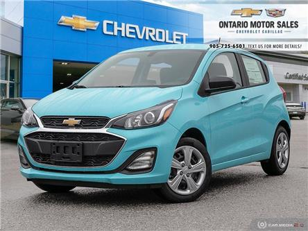 2021 Chevrolet Spark LS Manual (Stk: 1711728) in Oshawa - Image 1 of 18