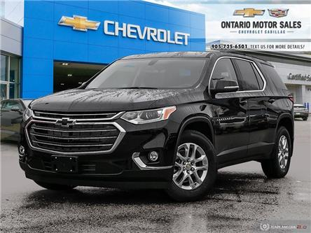 2021 Chevrolet Traverse LT Cloth (Stk: T1114000) in Oshawa - Image 1 of 18