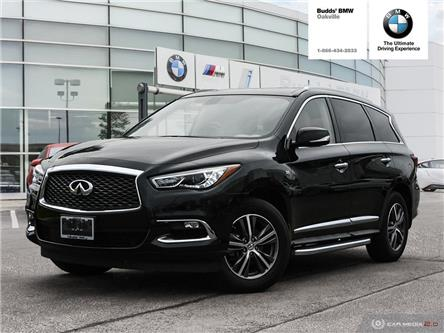 2017 Infiniti QX60 Base (Stk: T603059A) in Oakville - Image 1 of 27