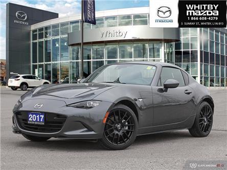 2017 Mazda MX-5 RF GT (Stk: P17700) in Whitby - Image 1 of 27