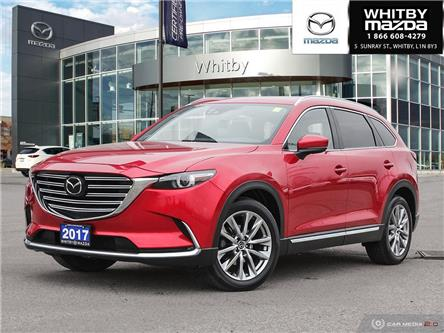 2017 Mazda CX-9 GT (Stk: P17704) in Whitby - Image 1 of 27