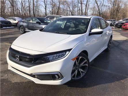 2021 Honda Civic Touring (Stk: 11089) in Brockville - Image 1 of 24