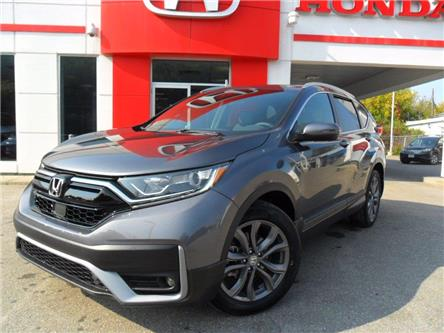 2021 Honda CR-V Sport (Stk: 11132) in Brockville - Image 1 of 23