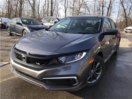 2021 Honda Civic EX (Stk: 11127) in Brockville - Image 1 of 22