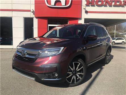 2021 Honda Pilot Touring 8P (Stk: 11092) in Brockville - Image 1 of 29