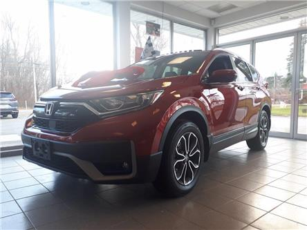 2020 Honda CR-V EX-L (Stk: E-2468) in Brockville - Image 1 of 28
