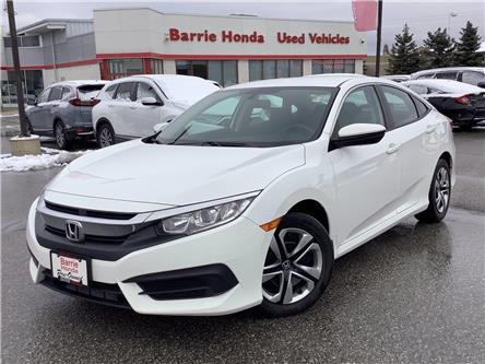 2017 Honda Civic LX (Stk: U17127) in Barrie - Image 1 of 24