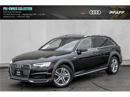 2019 Audi A4 allroad 45 Progressiv (Stk: C8003) in Woodbridge - Image 1 of 21