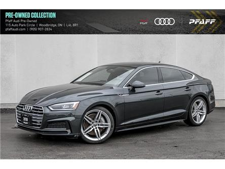 2018 Audi A5 2.0T Progressiv (Stk: C8008) in Woodbridge - Image 1 of 22
