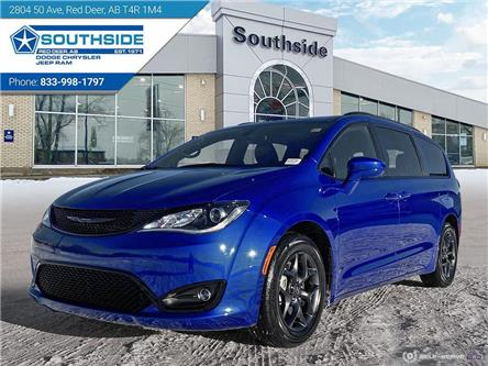 2019 Chrysler Pacifica Touring-L Plus (Stk: W2074A) in Red Deer - Image 1 of 25