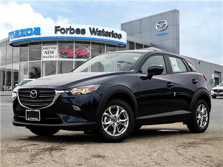 2021 Mazda CX-3 GS (Stk: G7063) in Waterloo - Image 1 of 14