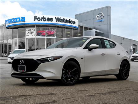 2021 Mazda Mazda3 Sport  (Stk: A7099) in Waterloo - Image 1 of 17