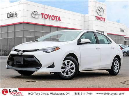 2017 Toyota Corolla CE (Stk: D201653A) in Mississauga - Image 1 of 25