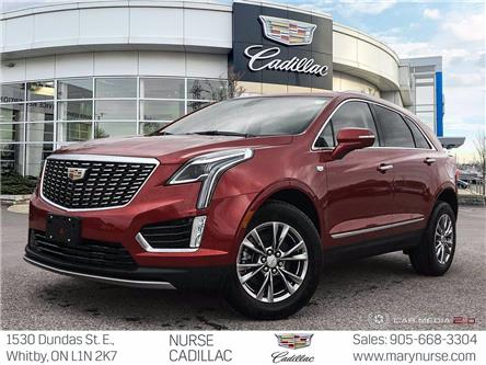 2021 Cadillac XT5 Premium Luxury (Stk: 21K022) in Whitby - Image 1 of 26