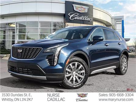 2021 Cadillac XT4 Premium Luxury (Stk: 21K056) in Whitby - Image 1 of 26
