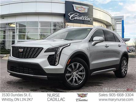 2021 Cadillac XT4 Premium Luxury (Stk: 21K033) in Whitby - Image 1 of 26
