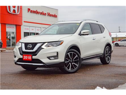2018 Nissan Rogue Midnight Edition (Stk: 20297A) in Pembroke - Image 1 of 29