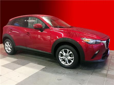 2019 Mazda CX-3 GS (Stk: S20195B) in Listowel - Image 1 of 14