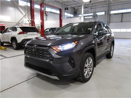 2021 Toyota RAV4 Limited (Stk: 219025) in Moose Jaw - Image 1 of 31