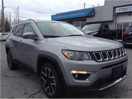2020 Jeep Compass Limited (Stk: 201257) in Kingston - Image 1 of 22