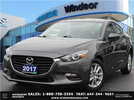 2017 Mazda Mazda3 GS (Stk: PR9477) in Windsor - Image 1 of 24