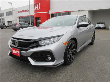 2018 Honda Civic Sport (Stk: 29060L) in Ottawa - Image 1 of 17