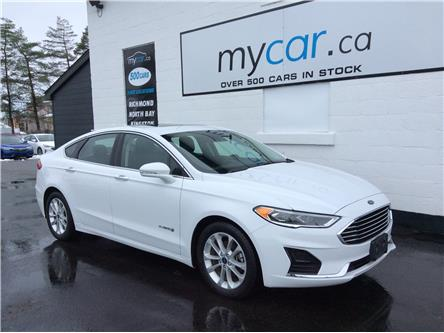 2019 Ford Fusion Hybrid SEL (Stk: 201240) in Kingston - Image 1 of 22
