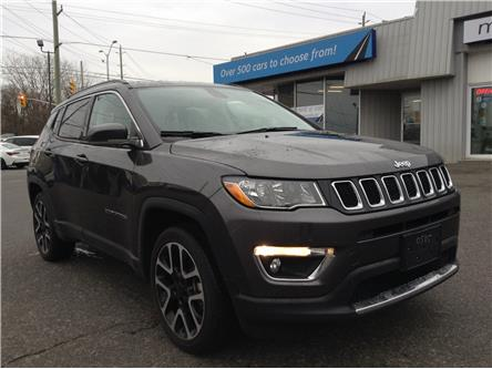 2020 Jeep Compass Limited (Stk: 201259) in Kingston - Image 1 of 26
