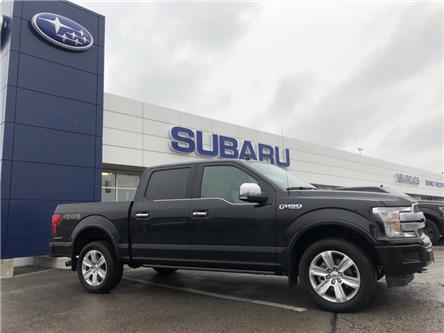 2019 Ford F-150 Platinum (Stk: P806A) in Newmarket - Image 1 of 16