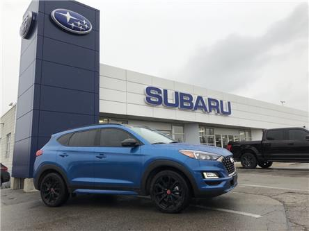 2020 Hyundai Tucson Urban Special Edition (Stk: P846) in Newmarket - Image 1 of 11