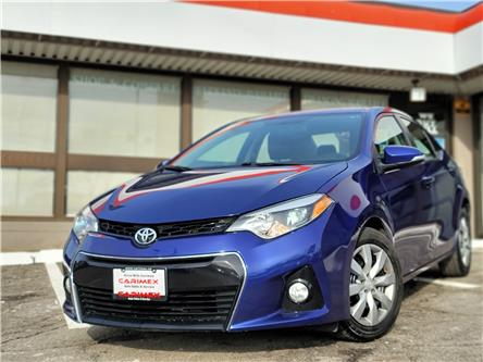 2015 Toyota Corolla S (Stk: 2011360) in Waterloo - Image 1 of 19