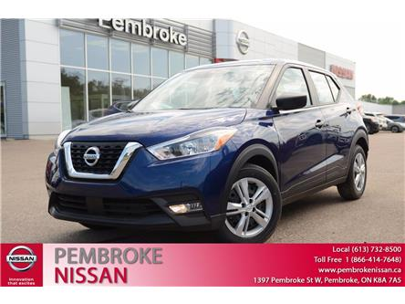 2020 Nissan Kicks S (Stk: 20195) in Pembroke - Image 1 of 26