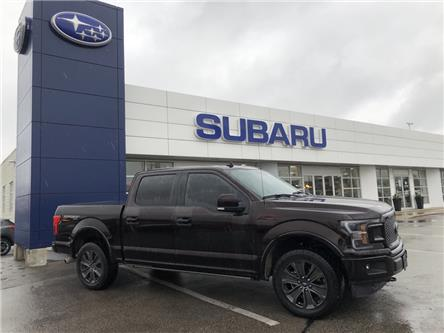 2018 Ford F-150 Lariat (Stk: P847) in Newmarket - Image 1 of 9