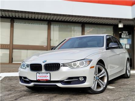 2015 BMW 328i xDrive (Stk: 2011352) in Waterloo - Image 1 of 21
