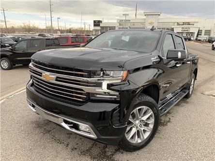 2021 Chevrolet Silverado 1500 High Country (Stk: MZ155721) in Calgary - Image 1 of 29