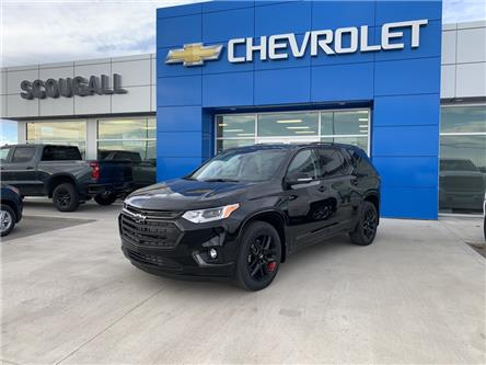 2021 Chevrolet Traverse Premier (Stk: 222635) in Fort MacLeod - Image 1 of 16