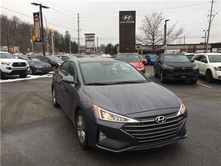 2020 Hyundai Elantra Preferred (Stk: X1478) in Ottawa - Image 1 of 23