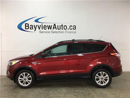 2018 Ford Escape SE (Stk: 37454J) in Belleville - Image 1 of 28