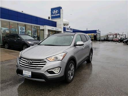 2015 Hyundai Santa Fe XL Limited (Stk: 30310A) in Scarborough - Image 1 of 19