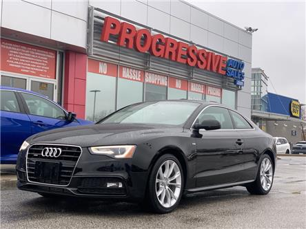 2017 Audi A5 2.0T Komfort (Stk: HA000440) in Sarnia - Image 1 of 20