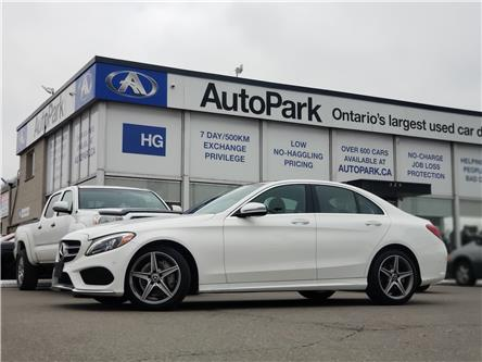 2017 Mercedes-Benz C-Class Base (Stk: 17-33833) in Brampton - Image 1 of 21