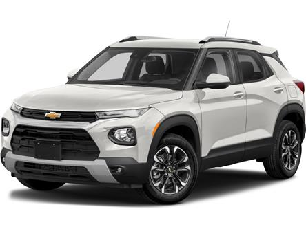 2021 Chevrolet TrailBlazer LT (Stk: F-ZCTX9Q) in Oshawa - Image 1 of 5