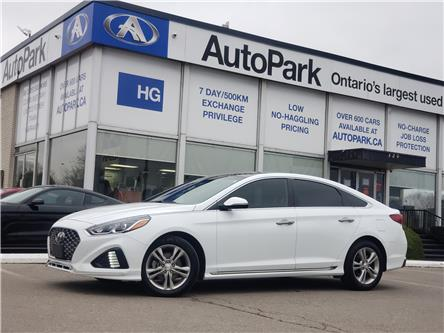 2019 Hyundai Sonata ESSENTIAL (Stk: 19-18585) in Brampton - Image 1 of 22